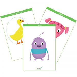 family flashcards pack feat. img