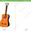 printable flashcards, musical instruments, guitar solo