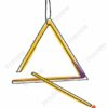 printable flashcards, musical instruments, triangle