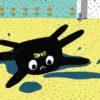 printable flashcards itsy bitsy spider story spider on ground