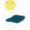 printable flashcards itsy bitsy spider play set sun rain