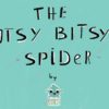 printable flashcards itsy bitsy spider story cover