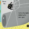 printable flashcards itsy bitsy spider story spider climbing