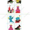 printable flashcards fairytale bingo 3