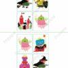 printable flashcards fairytale bingo 4